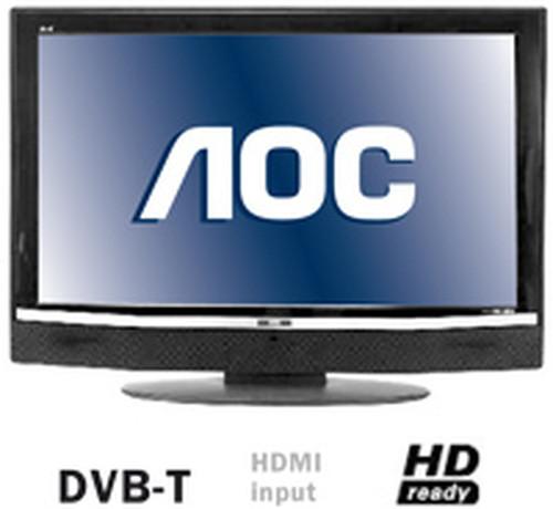 """AOC L42W781HS TV 106.7 cm (42"""") HD Black 0"""