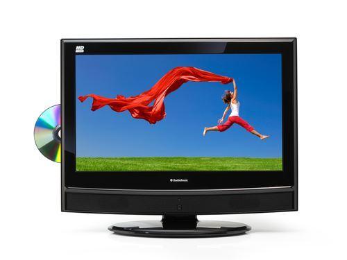 """AudioSonic LC-207082 TFT colour tv/dvd combi 18,5"""" (47cm) MPEG-4"""