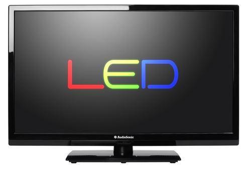 """AudioSonic LE-247844 LED color TV 24"""""""