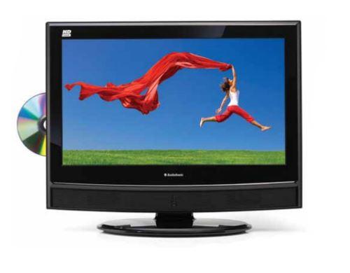 AudioSonic TFDVD-2022HD TFT colour tv/dvd combi 48cm