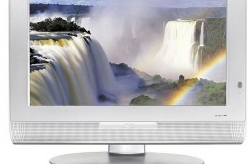 "JVC LT-26C50S TV 66 cm (26"") Silver"