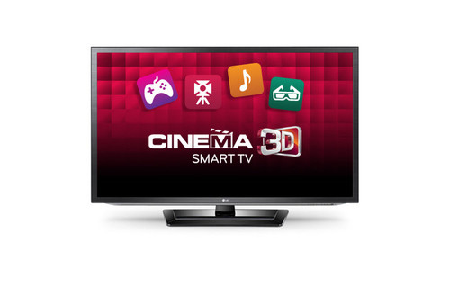 "LG 42LM6200 TV 106.7 cm (42"") Full HD Smart TV Black 0"