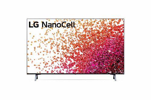 "LG NanoCell 43NANO756PR TV 109.2 cm (43"") 4K Ultra HD Smart TV Wi-Fi Black 0"