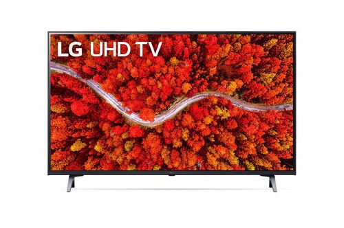 "LG 43UP8000PUA TV 109.2 cm (43"") 4K Ultra HD Smart TV Wi-Fi Black 0"
