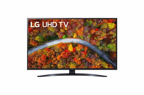 """LG 43UP8100 109.2 cm (43"""") 4K Ultra HD Smart TV Wi-Fi Black 0"""