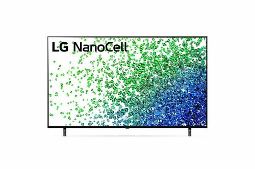 "LG 50NANO80P 127 cm (50"") 4K Ultra HD Smart TV Wi-Fi Black 0"