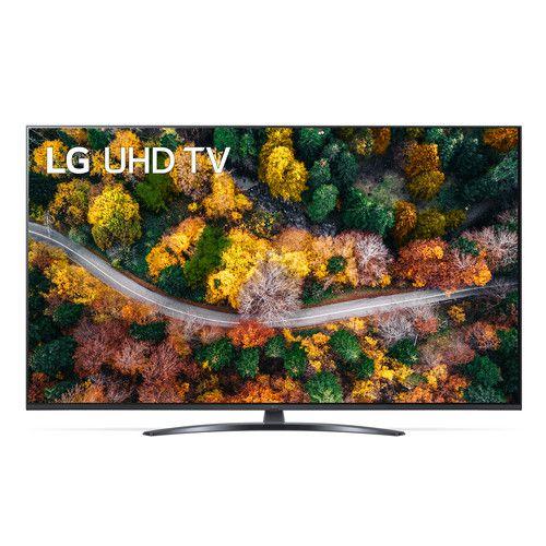 """LG 55UP78006LB TV 139.7 cm (55"""") 4K Ultra HD Smart TV Wi-Fi Grey 0"""