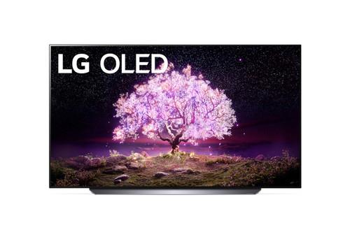 """LG C1 77"""" OLED77C1PUB 4K OLED 120Hz 194.8 cm (76.7"""") 4K Ultra HD Smart TV Wi-Fi Grey 0"""
