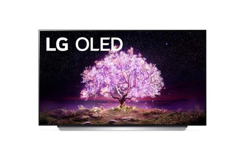 "LG OLED48C16LA TV 121.9 cm (48"") 4K Ultra HD Smart TV Wi-Fi White 0"