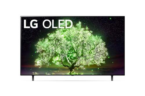 "LG OLED65A1PUA TV 165.1 cm (65"") 4K Ultra HD Smart TV Wi-Fi Metallic 0"