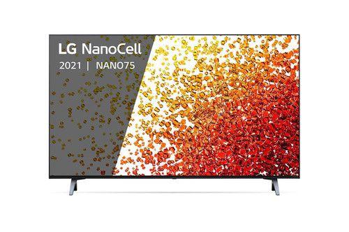 "LG NanoCell 43NANO756PR TV 109.2 cm (43"") 4K Ultra HD Smart TV Wi-Fi Black 1"
