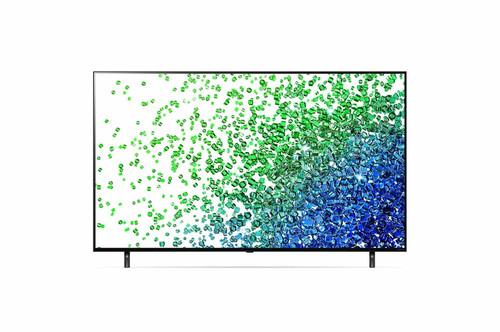 "LG 50NANO80P 127 cm (50"") 4K Ultra HD Smart TV Wi-Fi Black 1"