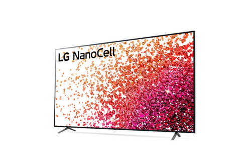"LG NanoCell 86NANO75UPA TV 2.17 m (85.5"") 4K Ultra HD Smart TV Wi-Fi Black 1"