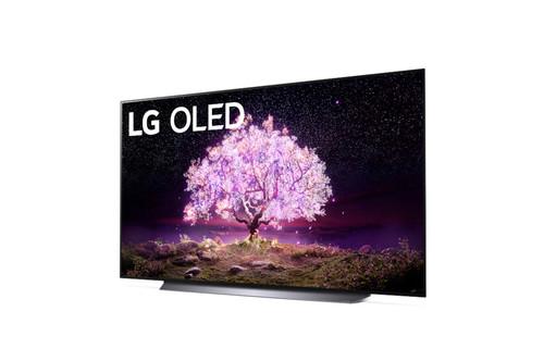 """LG C1 77"""" OLED77C1PUB 4K OLED 120Hz 194.8 cm (76.7"""") 4K Ultra HD Smart TV Wi-Fi Grey 1"""
