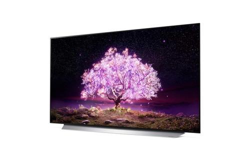 "LG OLED48C16LA TV 121.9 cm (48"") 4K Ultra HD Smart TV Wi-Fi White 1"
