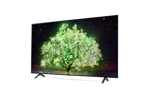 "LG OLED65A1PUA TV 165.1 cm (65"") 4K Ultra HD Smart TV Wi-Fi Metallic 1"
