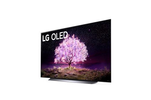 """LG C1 77"""" OLED77C1PUB 4K OLED 120Hz 194.8 cm (76.7"""") 4K Ultra HD Smart TV Wi-Fi Grey 2"""
