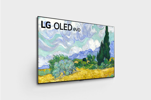 LG G1 65 inch Class with Gallery Design 4K Smart OLED TV w/AI ThinQ® (64.5'' Diag) 2