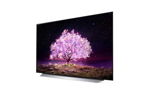 "LG OLED48C16LA TV 121.9 cm (48"") 4K Ultra HD Smart TV Wi-Fi White 2"