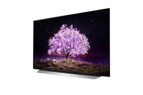 """LG OLED55C12LA TV 139.7 cm (55"""") 4K Ultra HD Smart TV Wi-Fi Black, Silver 2"""