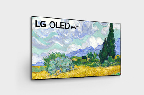 LG G1 65 inch Class with Gallery Design 4K Smart OLED TV w/AI ThinQ® (64.5'' Diag) 3