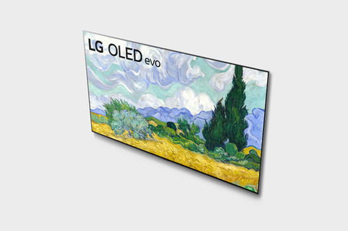LG G1 65 inch Class with Gallery Design 4K Smart OLED TV w/AI ThinQ® (64.5'' Diag) 4