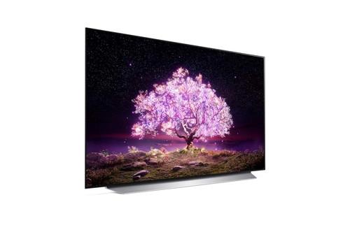 "LG OLED48C16LA TV 121.9 cm (48"") 4K Ultra HD Smart TV Wi-Fi White 4"
