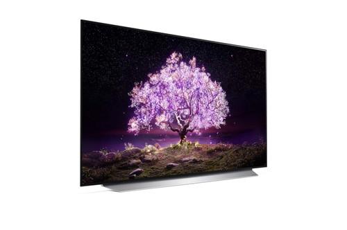 """LG OLED55C12LA TV 139.7 cm (55"""") 4K Ultra HD Smart TV Wi-Fi Black, Silver 4"""
