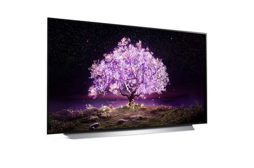 """LG OLED55C12LA TV 139.7 cm (55"""") 4K Ultra HD Smart TV Wi-Fi Black, Silver 5"""