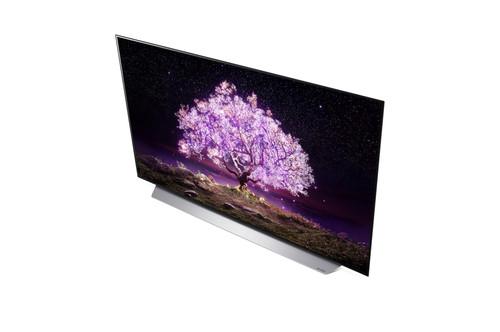 """LG OLED55C12LA TV 139.7 cm (55"""") 4K Ultra HD Smart TV Wi-Fi Black, Silver 7"""