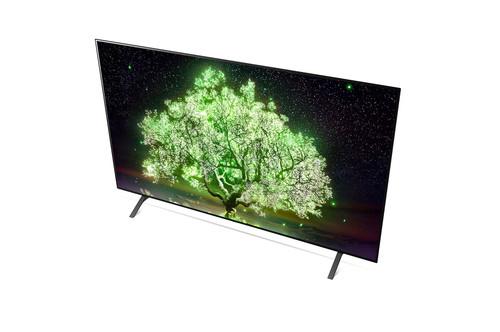 "LG OLED65A1PUA TV 165.1 cm (65"") 4K Ultra HD Smart TV Wi-Fi Metallic 7"