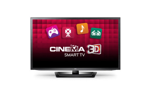 "LG 42LM6200 TV 106.7 cm (42"") Full HD Smart TV Black"