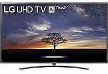 LG UN71 55 (139.7cm) 4K Smart UHD TV 55UN7190PTA