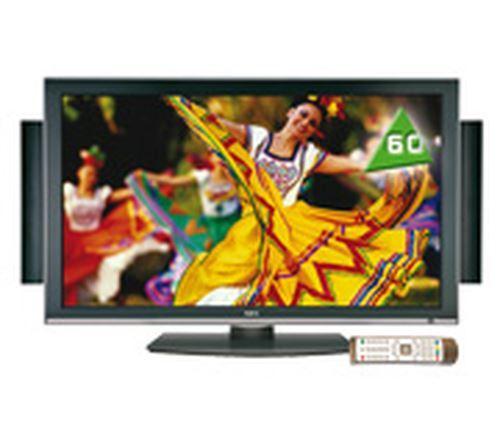 "NEC 60"" high resolution plasma TV"