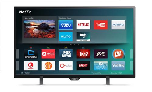 """Philips 32PFL4902/F7 TV 81.3 cm (32"""") WXGA Smart TV Wi-Fi Black 0"""