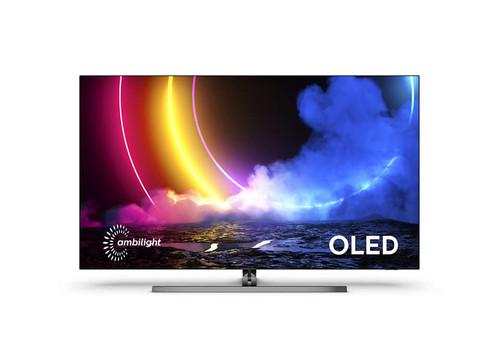 "Philips 55OLED856/12 TV 139.7 cm (55"") 4K Ultra HD Smart TV Wi-Fi Grey 0"