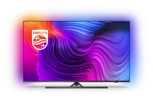 """Philips Performance 65PUS8556/12 TV 165.1 cm (65"""") 4K Ultra HD Smart TV Wi-Fi Anthracite 0"""