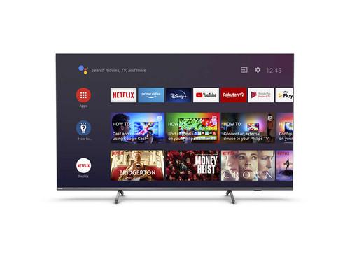 "Philips 75PUS8556/12 TV 190.5 cm (75"") 4K Ultra HD Smart TV Wi-Fi Black 0"