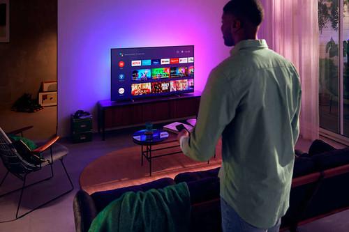 "Philips 55OLED705/12 TV 139.7 cm (55"") 4K Ultra HD Smart TV Wi-Fi Black 9"