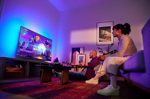 "Philips Performance 58PUS8556 147.3 cm (58"") 4K Ultra HD Smart TV Wi-Fi Black 10"