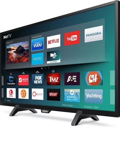 """Philips 32PFL4902/F7 TV 81.3 cm (32"""") WXGA Smart TV Wi-Fi Black 1"""