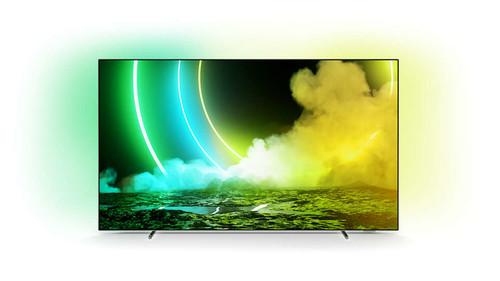 "Philips 55OLED705/12 TV 139.7 cm (55"") 4K Ultra HD Smart TV Wi-Fi Black 1"