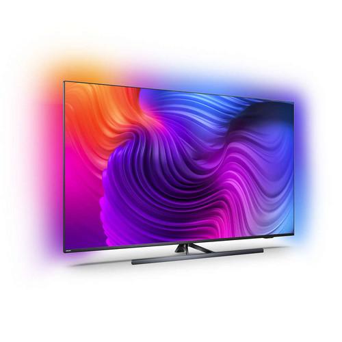 "Philips Performance 58PUS8556 147.3 cm (58"") 4K Ultra HD Smart TV Wi-Fi Black 1"