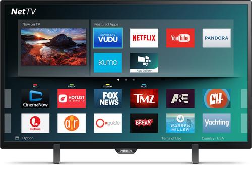 """Philips 32PFL4902/F7 TV 81.3 cm (32"""") WXGA Smart TV Wi-Fi Black 2"""