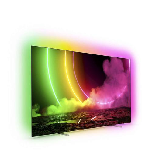 "Philips 48OLED806/12 TV 121.9 cm (48"") 4K Ultra HD Smart TV Wi-Fi Metallic 2"