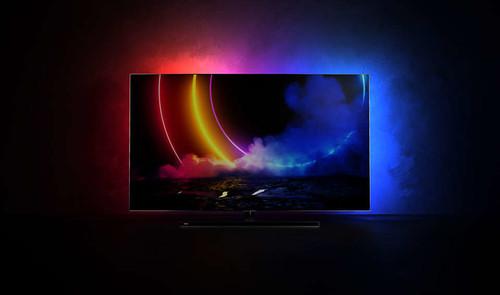 "Philips 55OLED856/12 TV 139.7 cm (55"") 4K Ultra HD Smart TV Wi-Fi Grey 2"