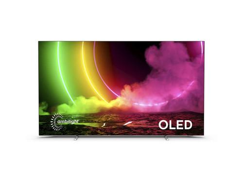 "Philips 48OLED806/12 TV 121.9 cm (48"") 4K Ultra HD Smart TV Wi-Fi Metallic 3"