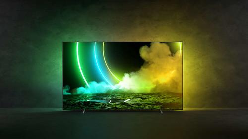 "Philips 55OLED705/12 TV 139.7 cm (55"") 4K Ultra HD Smart TV Wi-Fi Black 3"