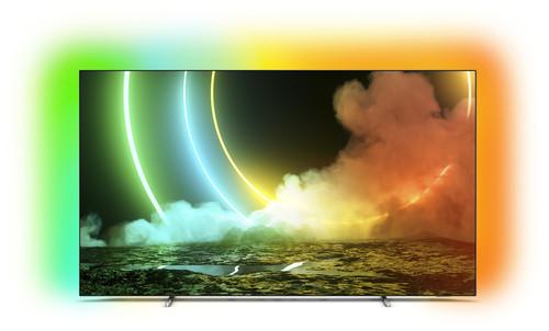 "Philips 55OLED706/12 TV 139.7 cm (55"") 4K Ultra HD Smart TV Wi-Fi Metallic 3"