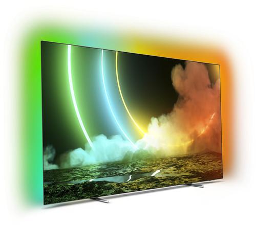 "Philips 55OLED706/12 TV 139.7 cm (55"") 4K Ultra HD Smart TV Wi-Fi Metallic 5"